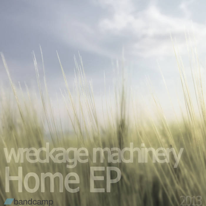Home EP cover art