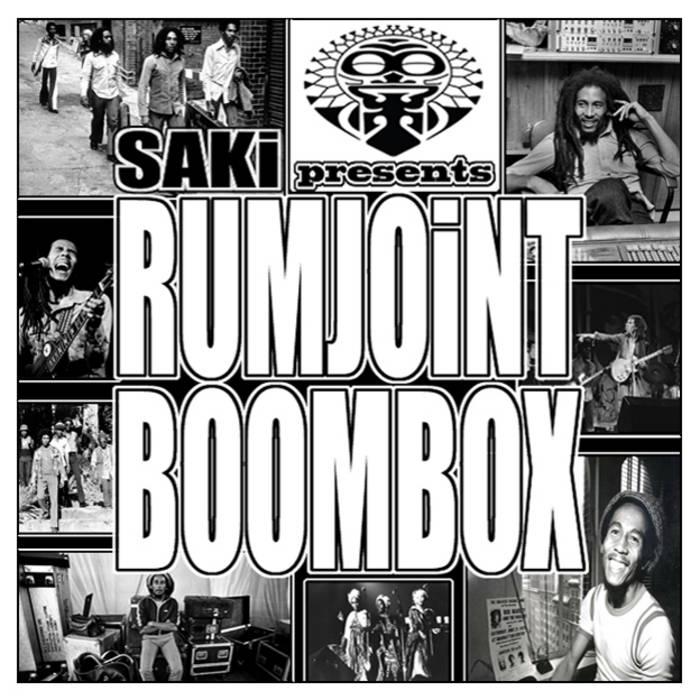 Rumjoint Boombox cover art
