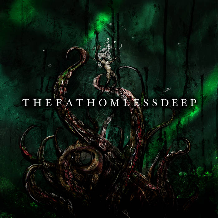 The Fathomless Deep cover art