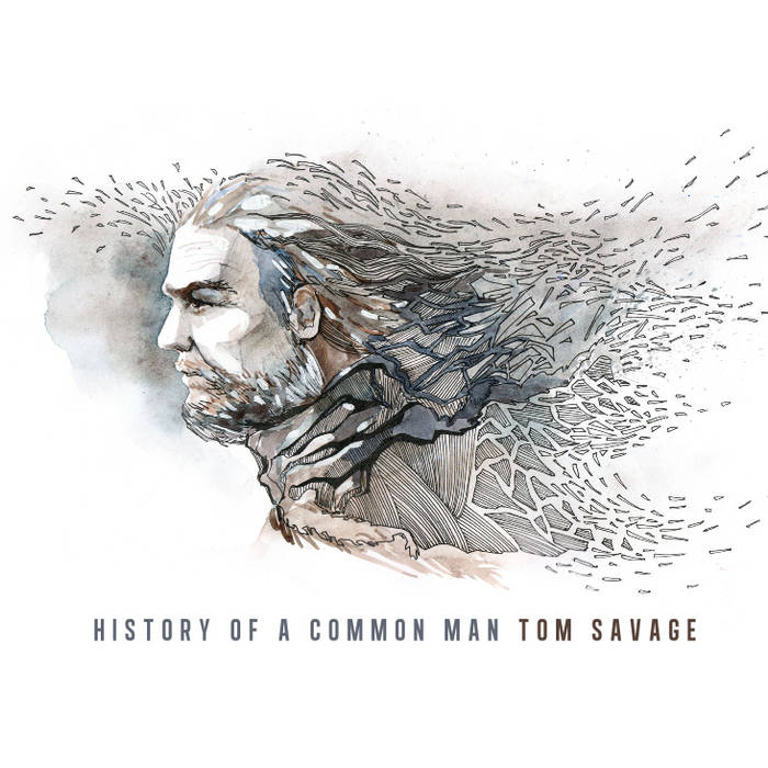 History Of A Common Man cover art