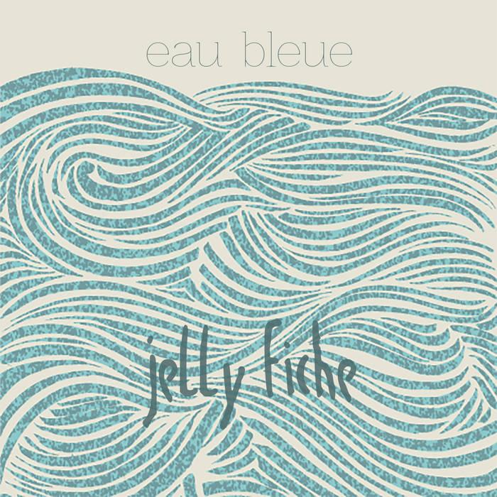 Eau bleue (Au profit de la Fondation David Suzuki) - Single cover art