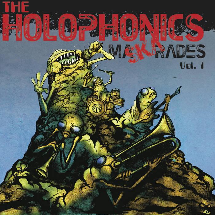 MaSKArades Vol. 1 cover art