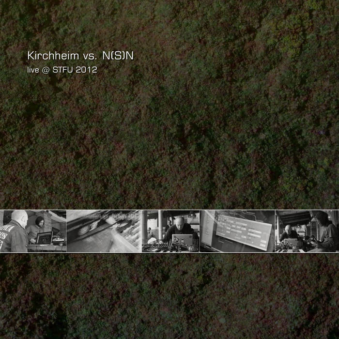 live @ STFU 2012 cover art