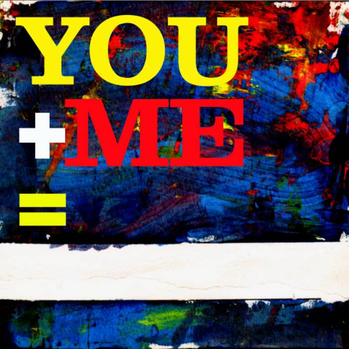 YOU + ME = cover art