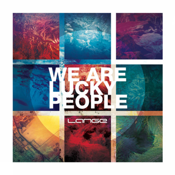 We Are Lucky People cover art