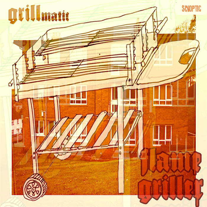 Grillmatic cover art