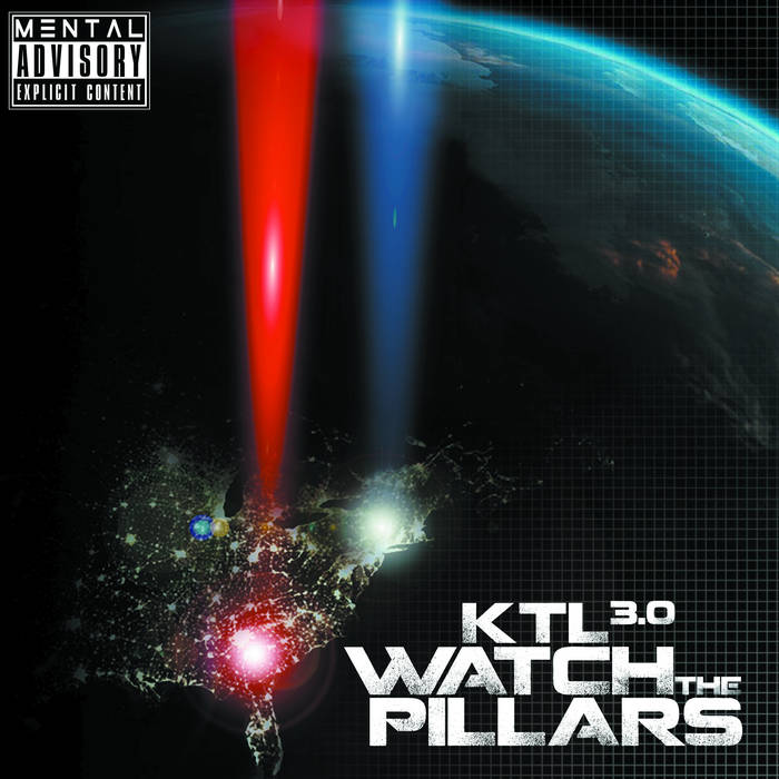 KTL 3.0 WATCH THE PILLARS cover art