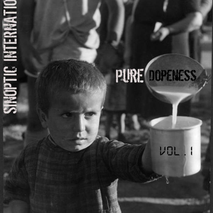 Pure Dopeness Vol.1 cover art