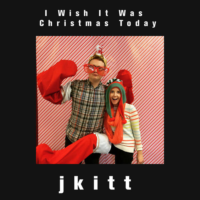 I Wish It Was Christmas Today cover art