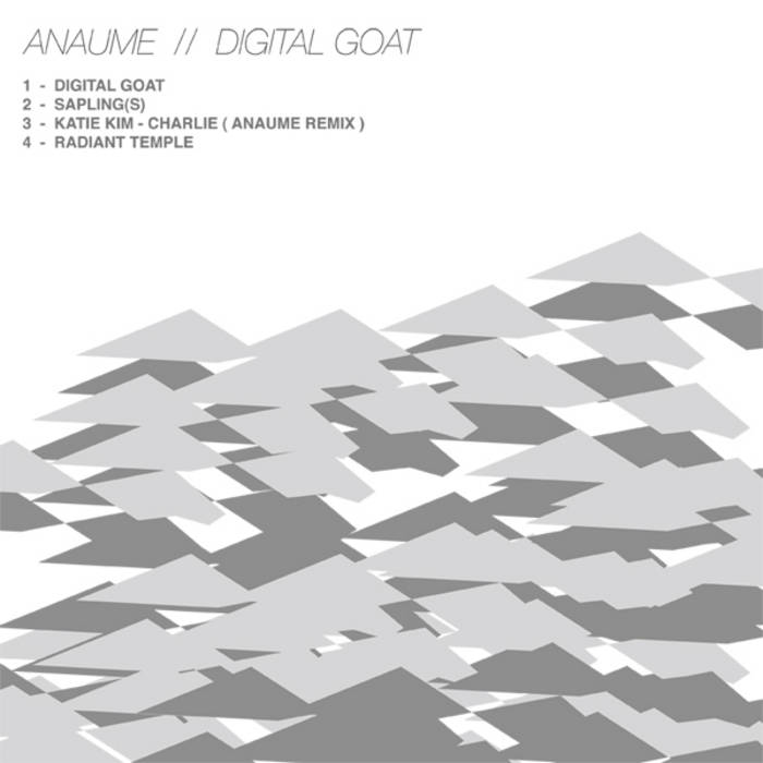 Digital Goat E.P cover art
