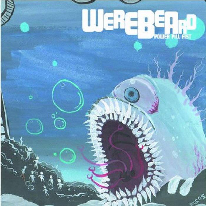 Werebeard cover art