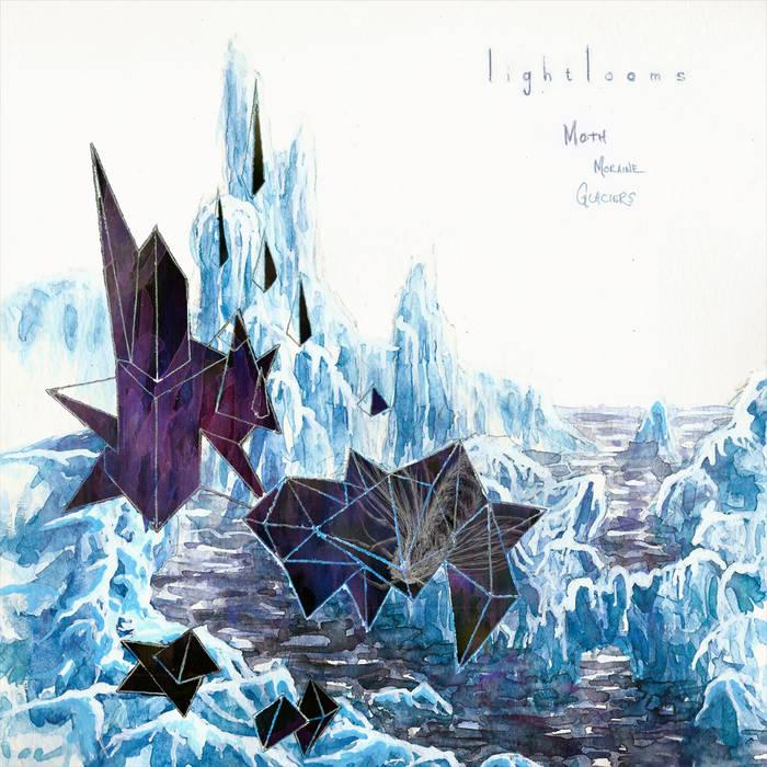 Moth, Moraine & Glaciers cover art