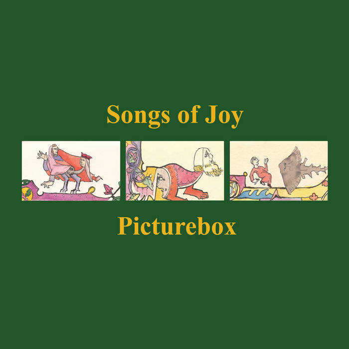 Songs of Joy cover art