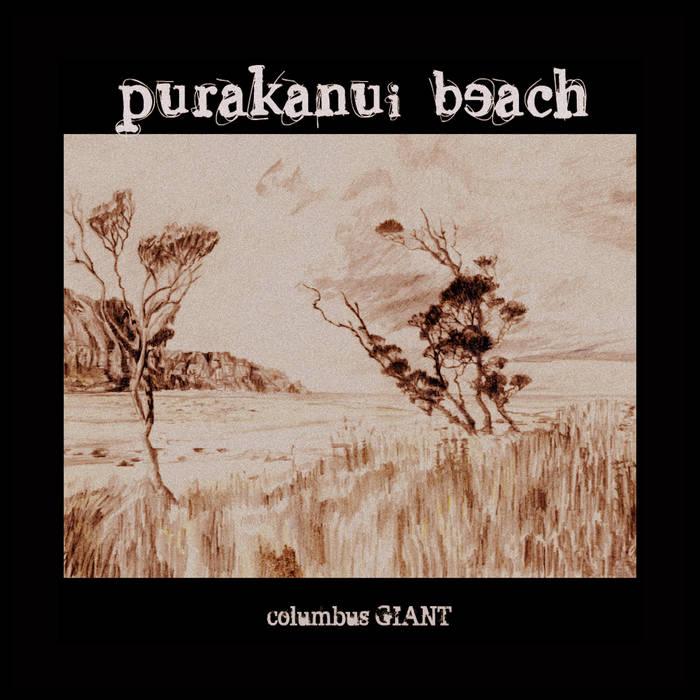 Purakanui Beach cover art