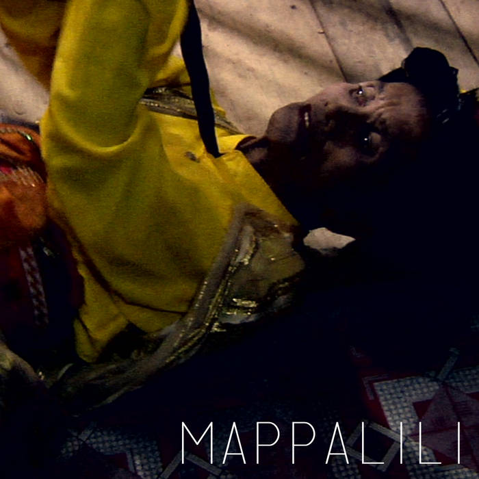 MAPPALILI • the Bissu ritual from Sulawesi, Indonesia cover art