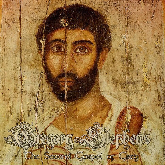 The Second Gospel of Greg cover art