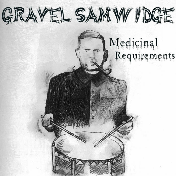 Medicinal Requirements cover art