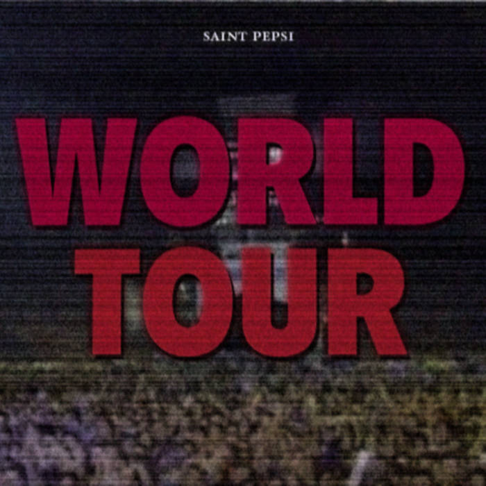 WORLD TOUR cover art
