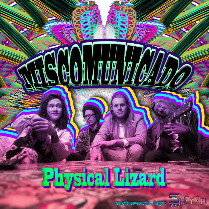 Physical Lizard cover art
