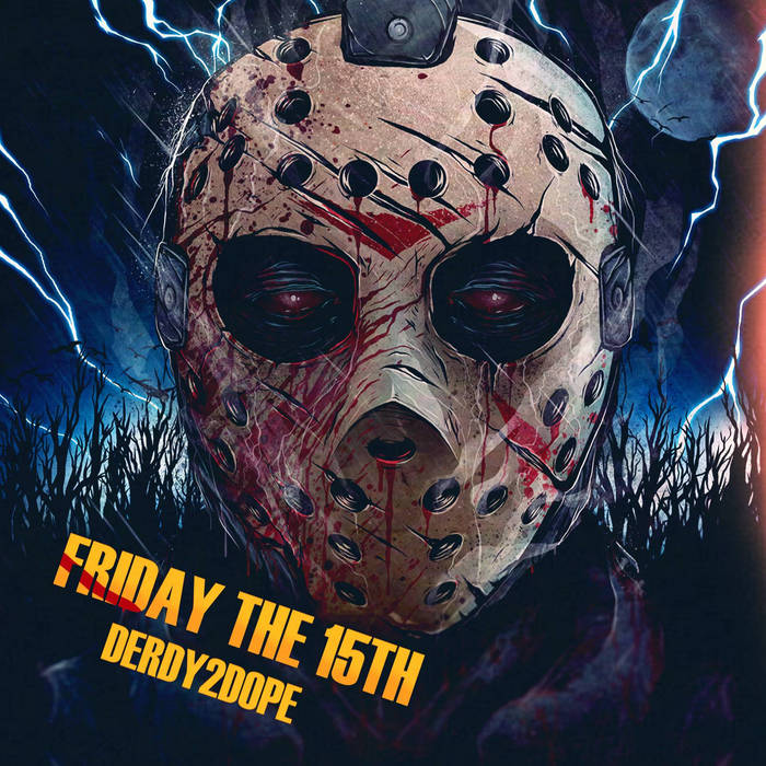 Friday the 15th cover art