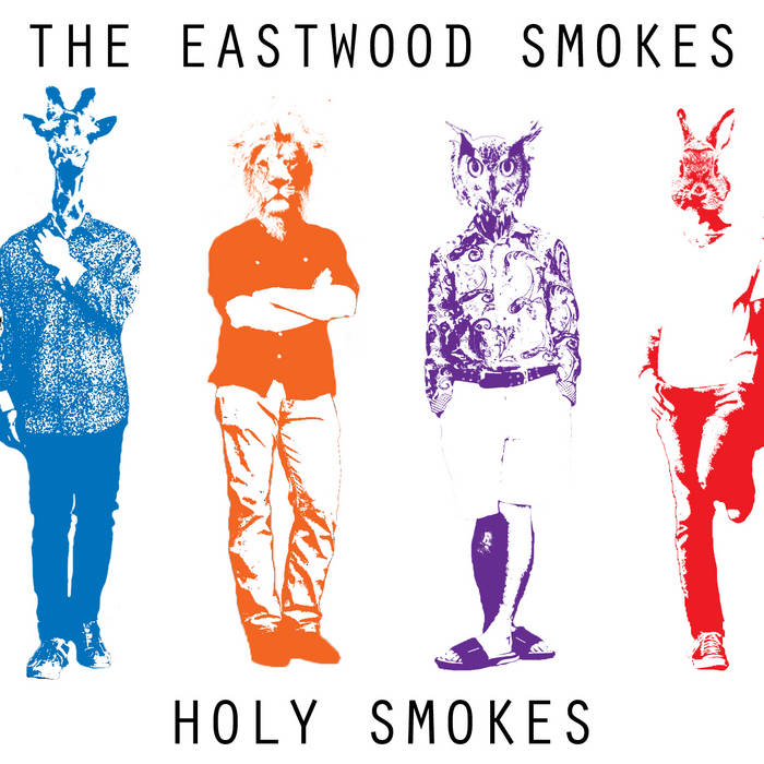 Holy Smokes cover art