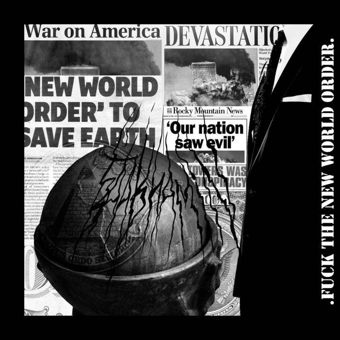 Fuck the New World Order cover art