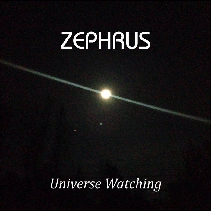 Universe Watching cover art
