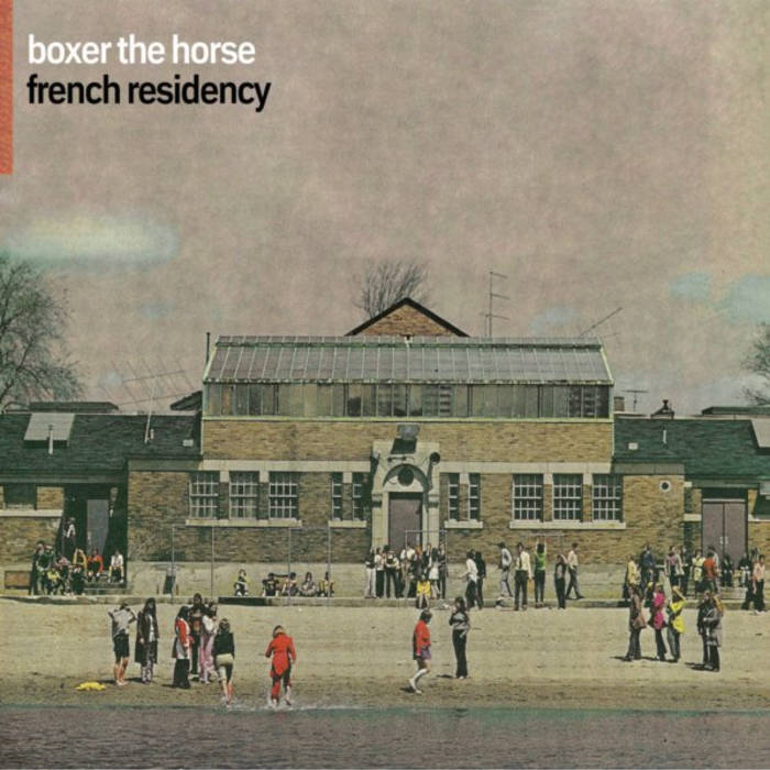 French Residency cover art