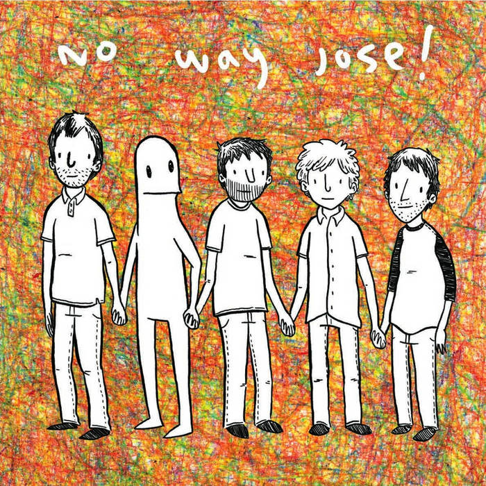 No Way Jose! cover art