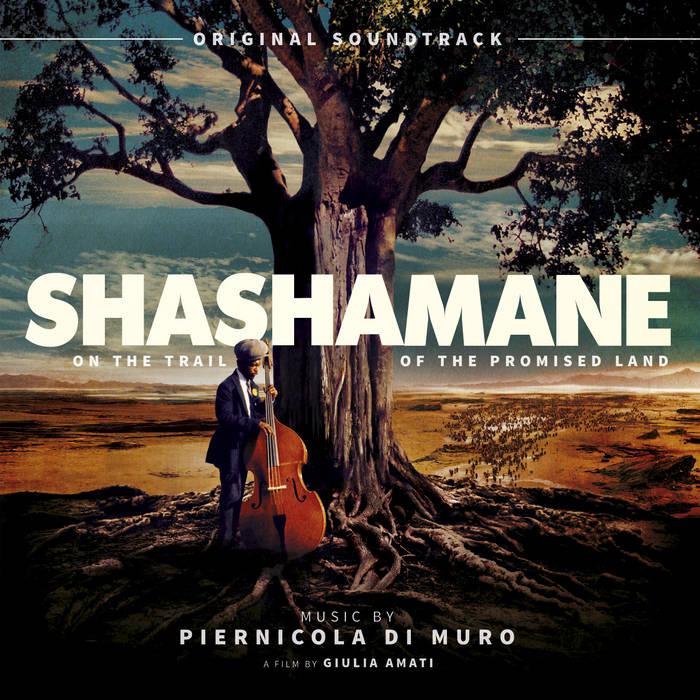 SHASHAMANE original score cover art