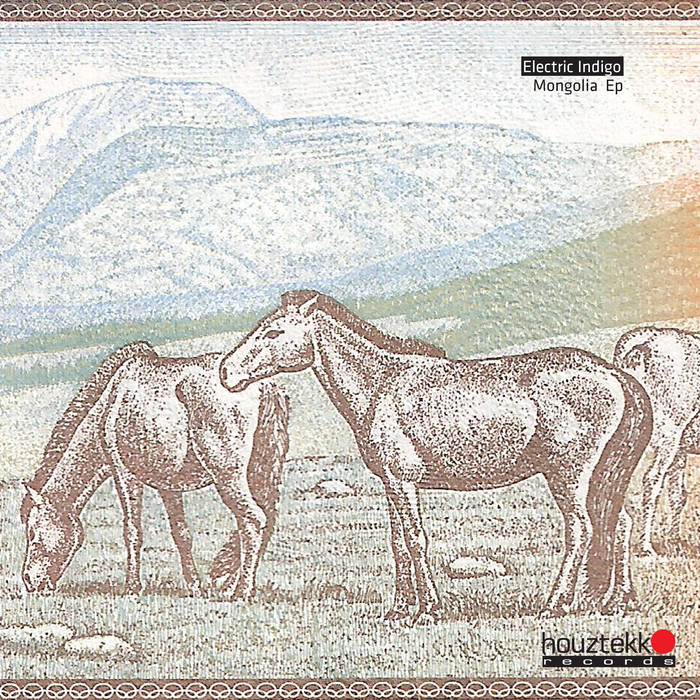 Mongolia Ep cover art