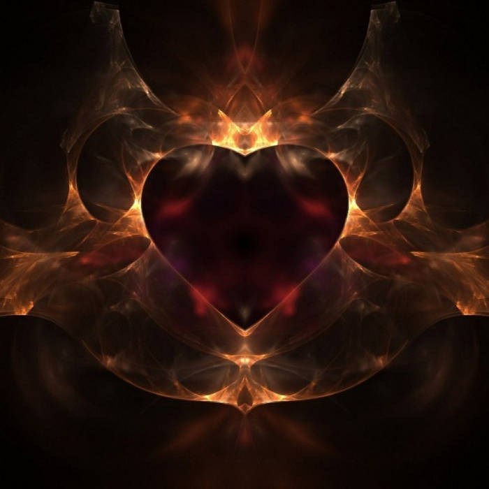 Mantras del corazon cover art
