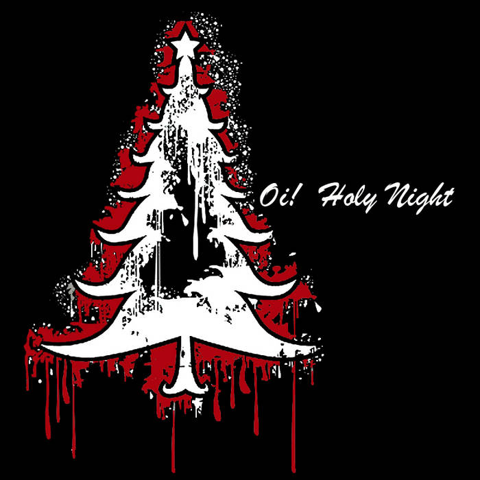 Oi! Holy Night. cover art