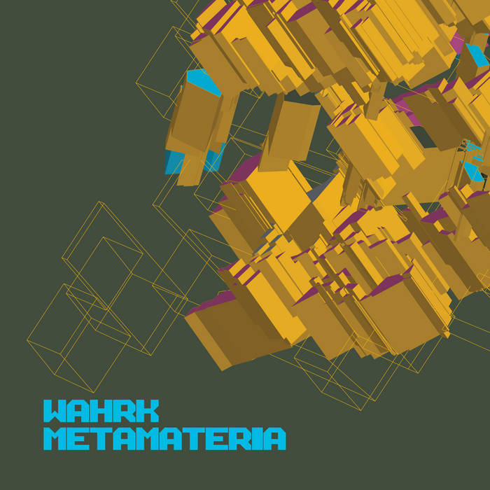 Metamateria cover art