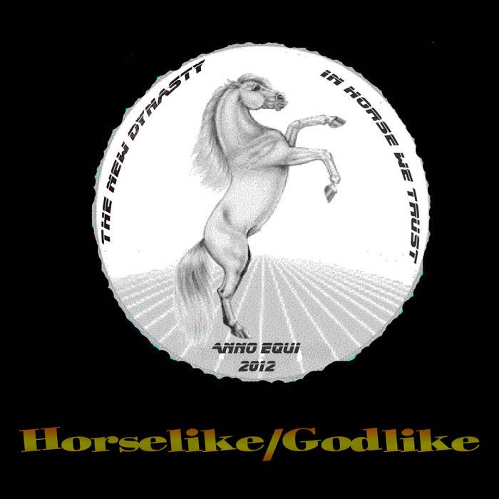 Horselike/Godlike (EP) cover art