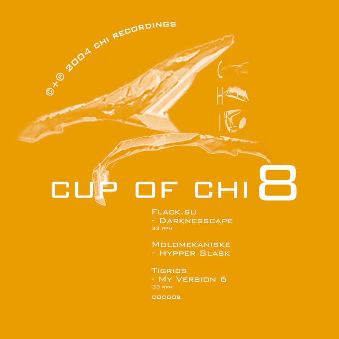 Cup Of Chi Volume 8. cover art