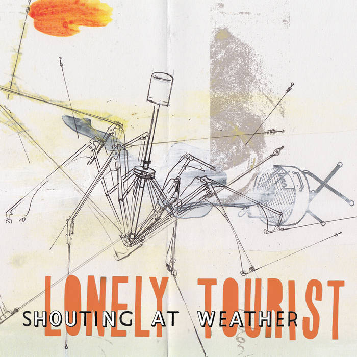 Shouting At Weather cover art