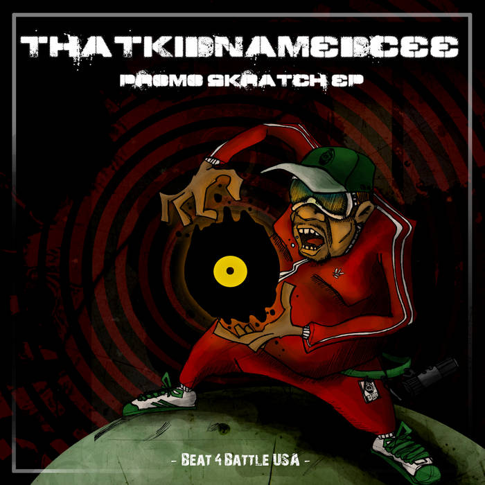 Promo Skratch EP (bonus version) cover art