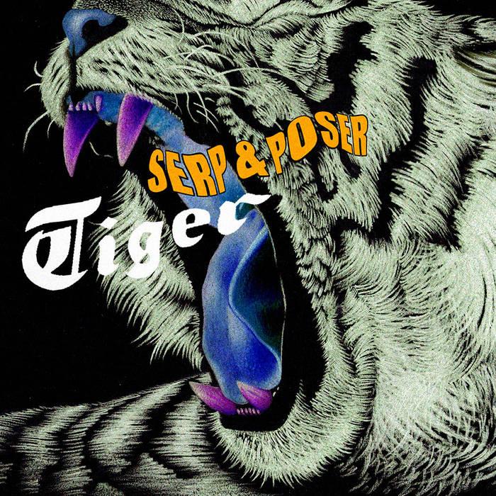 Tiger. cover art