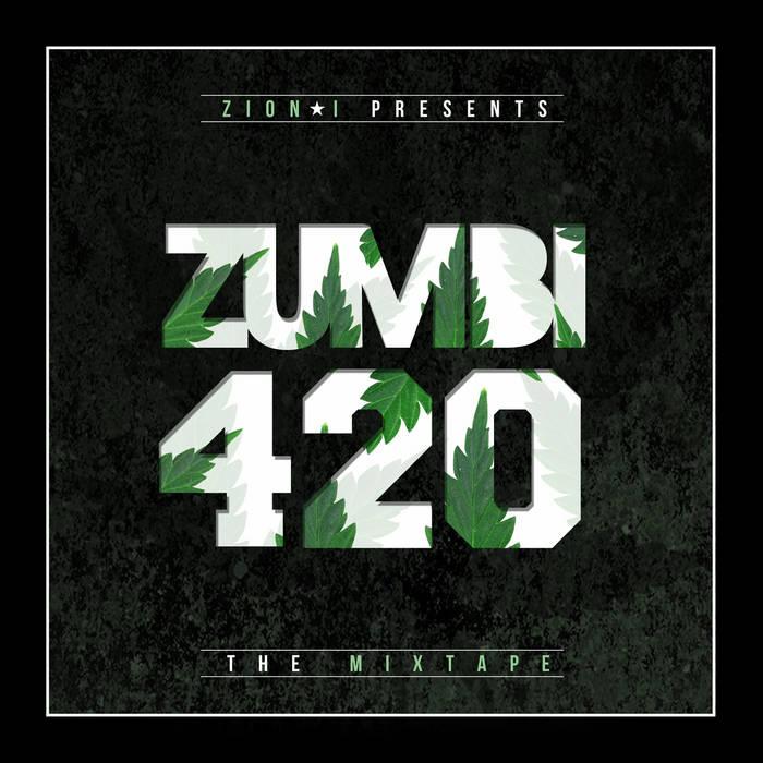Zumbi 420 cover art