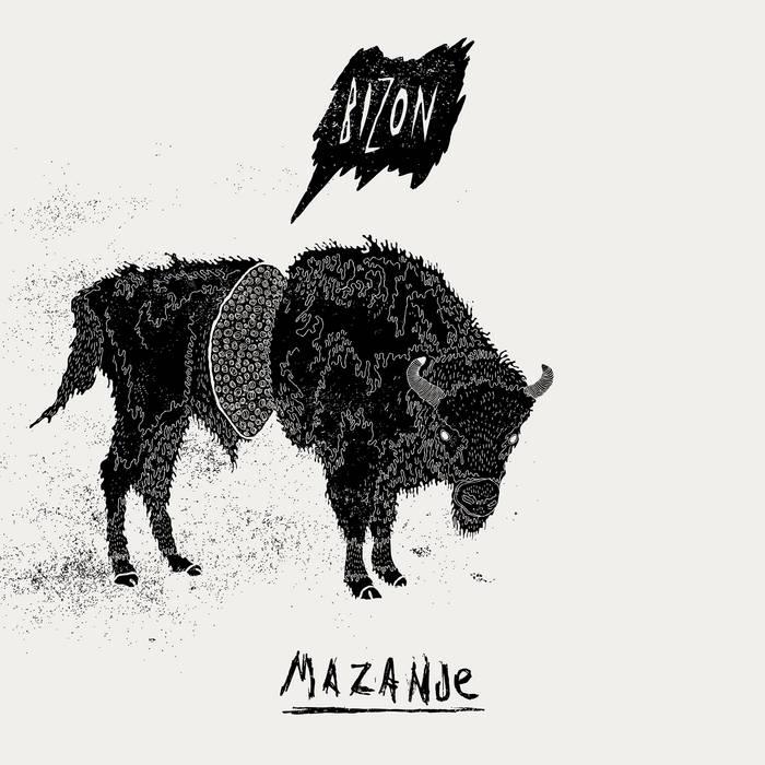 Mazanje EP cover art