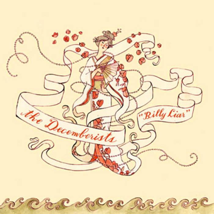 Billy Liar cover art