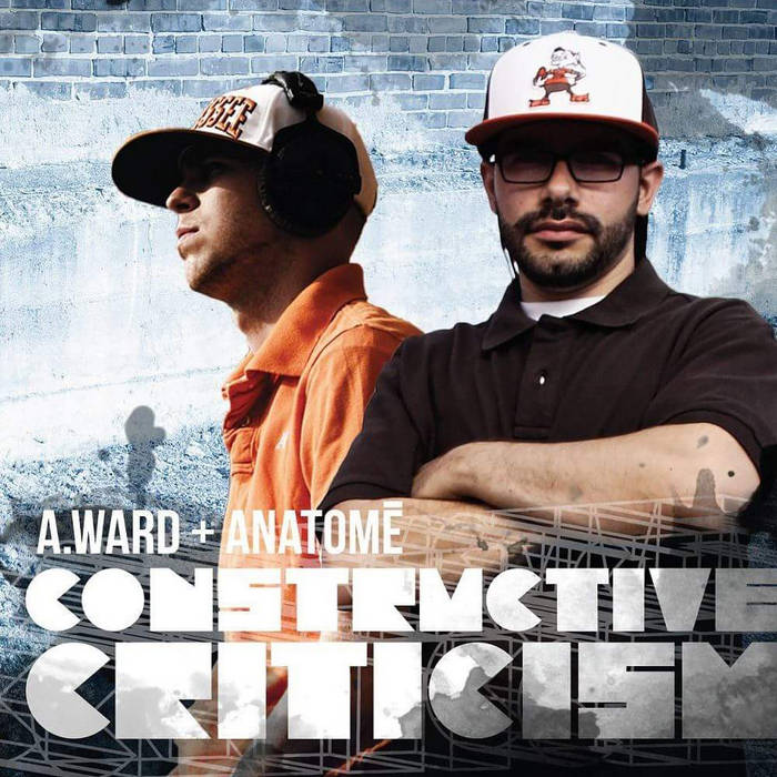 Constructive Criticism cover art