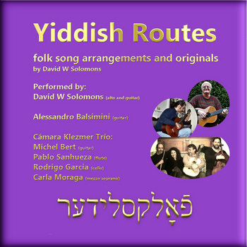Yiddish Routes