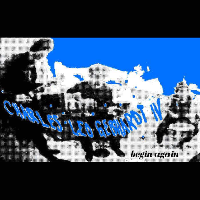 BEGIN AGAIN cover art
