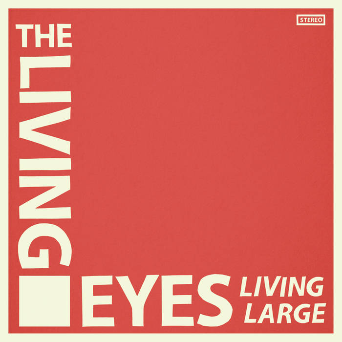 Living Large cover art