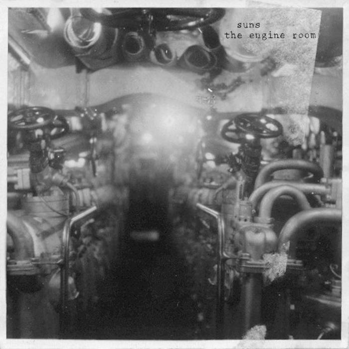 The Engine Room cover art