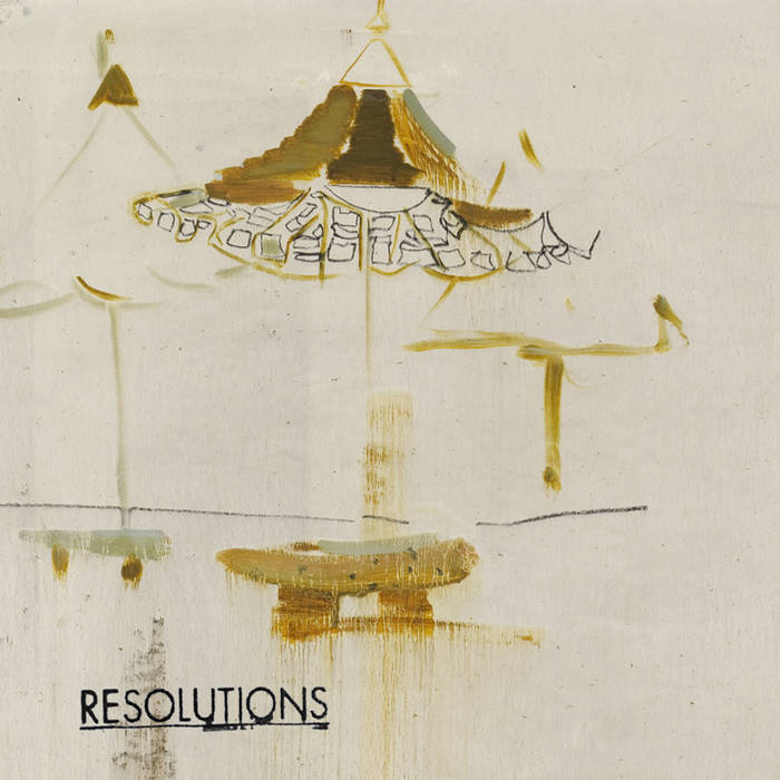 Resolutions EP cover art