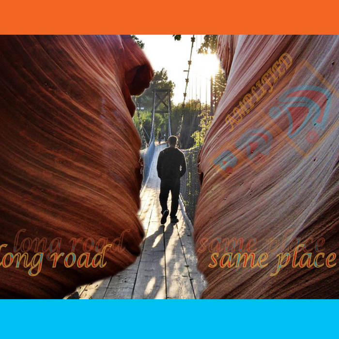 Long Road Same Place cover art