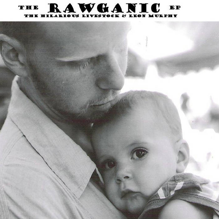 The Rawganic EP cover art